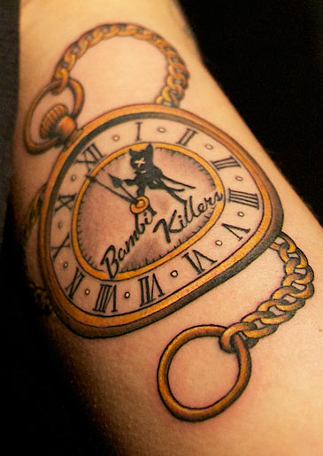 Tattoo You Richard Armitage And Artists In Ink The