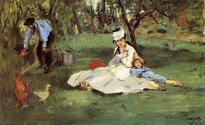 Edouard Manet: Wikis