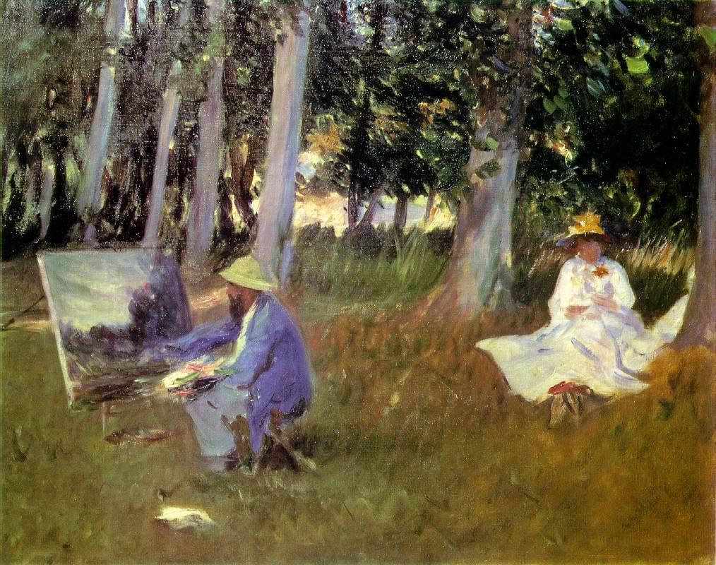 Famous claude monet impressionism paintings for Claude monet impressionist paintings