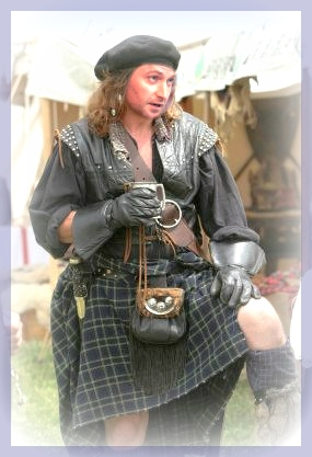 This bonny lad appears to be part of an event such as the Scottish Highlands Game that takes place here at Blount Park next to the Alabama Shakespeare Festival.