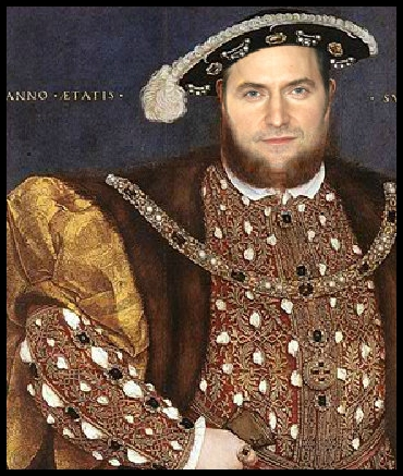 "If our vain (his words, not mine) Richard is to be believed, he'd be loath to gain weight to play a corpulent King Henry. Another ""fat suit"" a la Thorin and cotton in his cheeks?"