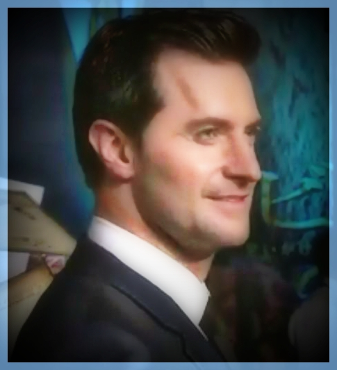 Just looking at him, those smiles, those eyes, that profile, makes me feel some of life's poison leach away.