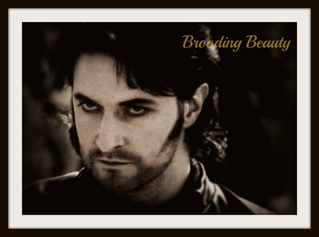 brooding beauty guy