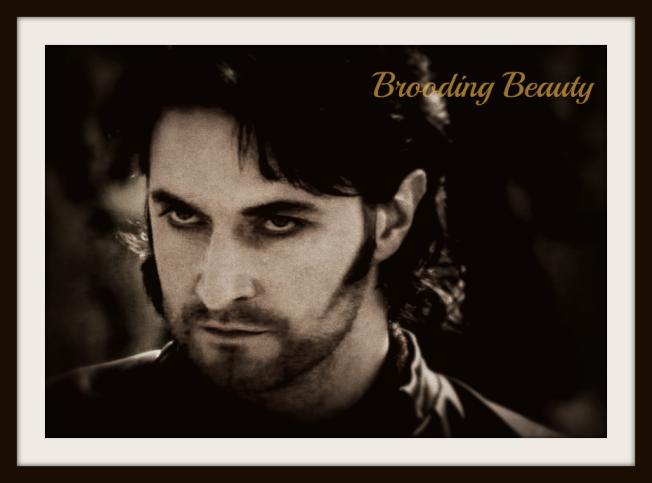 brooding beauty guy