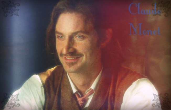 Ah, Claude, you gave us many sweet smiles, sunny grins and that laughter!