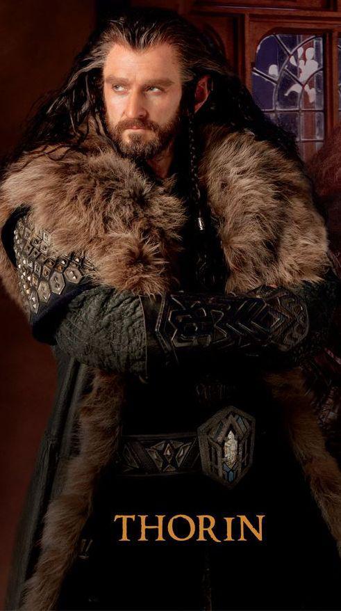 hobbit Thorin poster