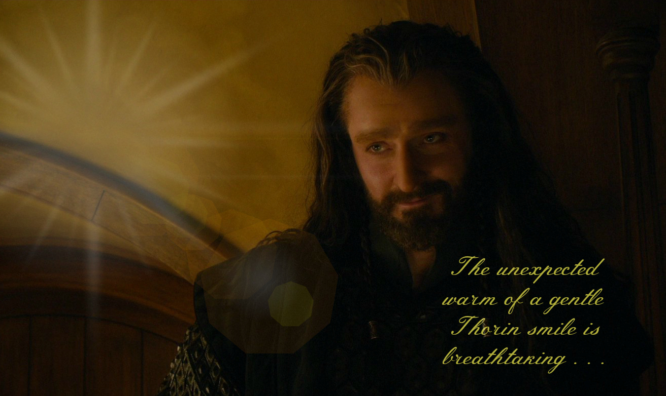 Last Call for Thorin Thursday: The Softer Side | the ...