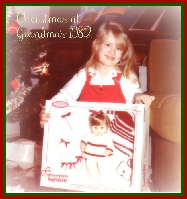 Heather Christmas 1982