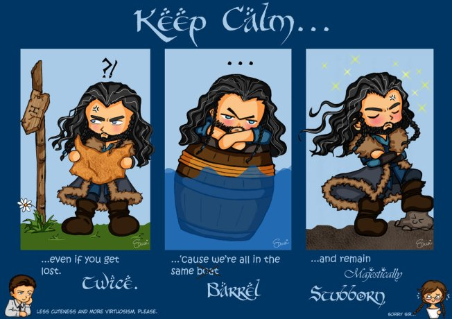 keep_calm_thorin_ii_by_susikiss-d6fh4ou