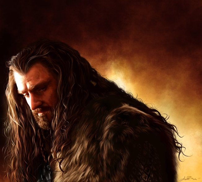 thorin_oakenshield_by_amandatolleson-d5sb5pe