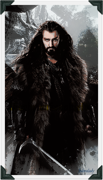 thorinposterized