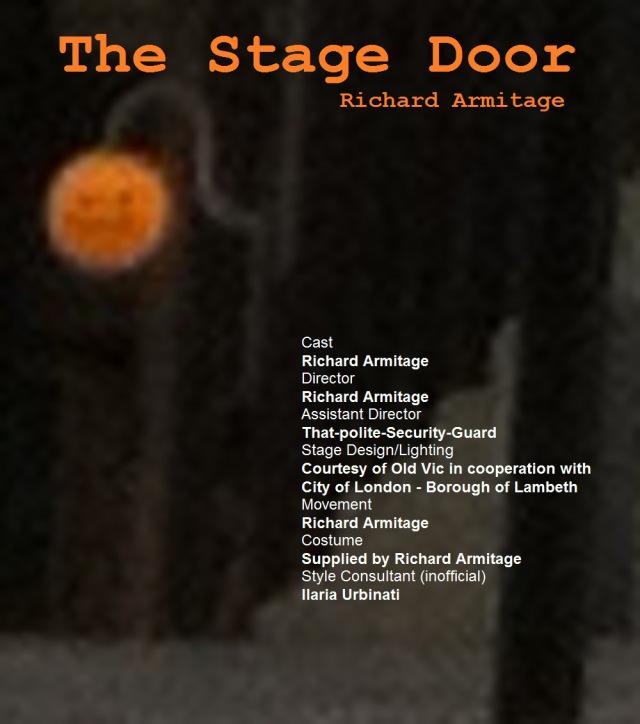 The Stage Door