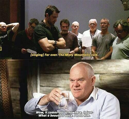 Image Result For How Tall Is Mark Hadlow