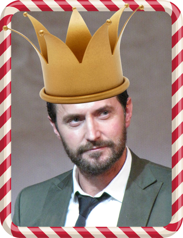 """A Royal Holiday,"" starring Richard Armitage"